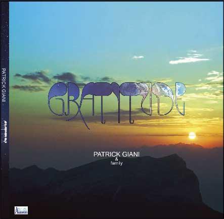 album Gratitude de Patrick Giani