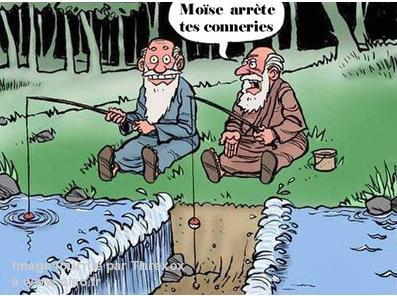 Serveur de blagues (mauvais goût, méchante et raciste s'abstenir) Moise