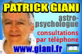 patrick giani astrologue ecrivain therapeute