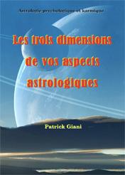 livre les trois dimensions de vos aspects astrologiques
